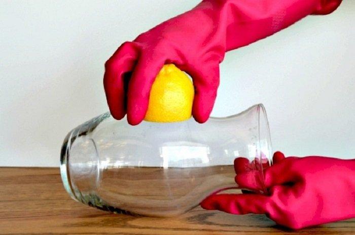 Применение лимонов в быту