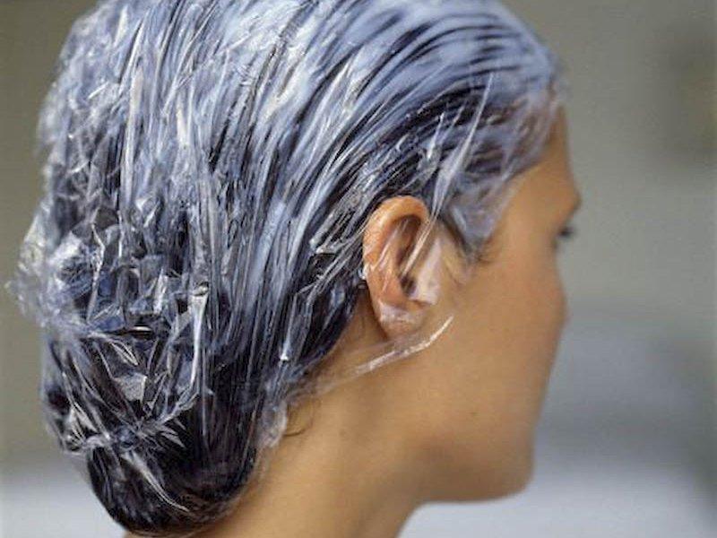 майонез для волос