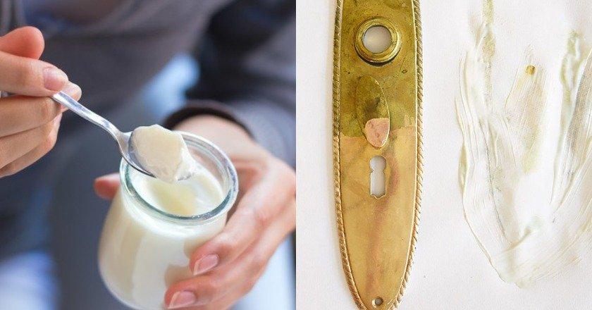 Применение йогурта в быту