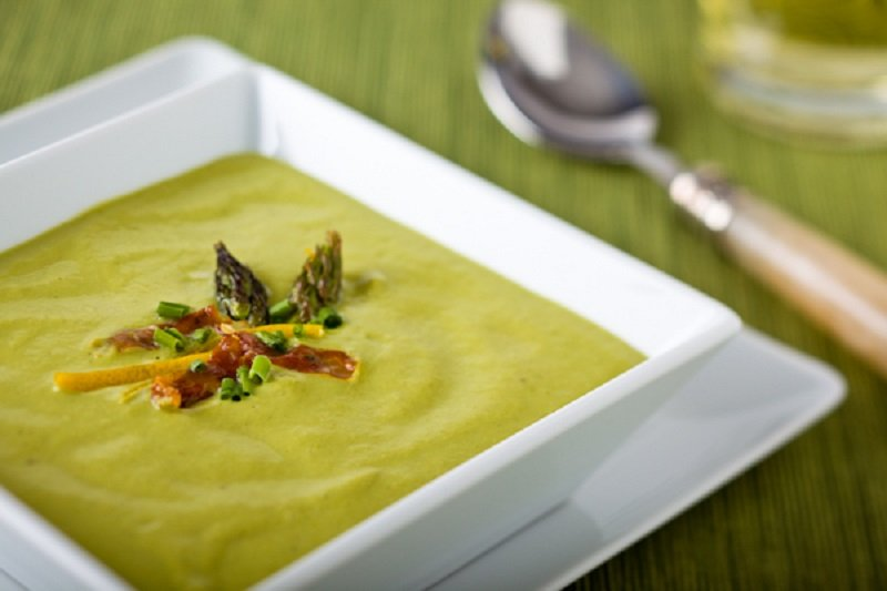 спаржевый суп для похудения