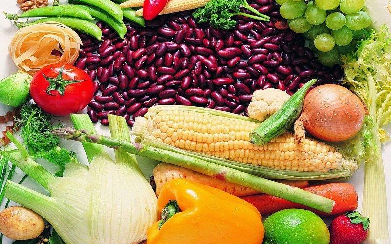 антиоксиданты в еде