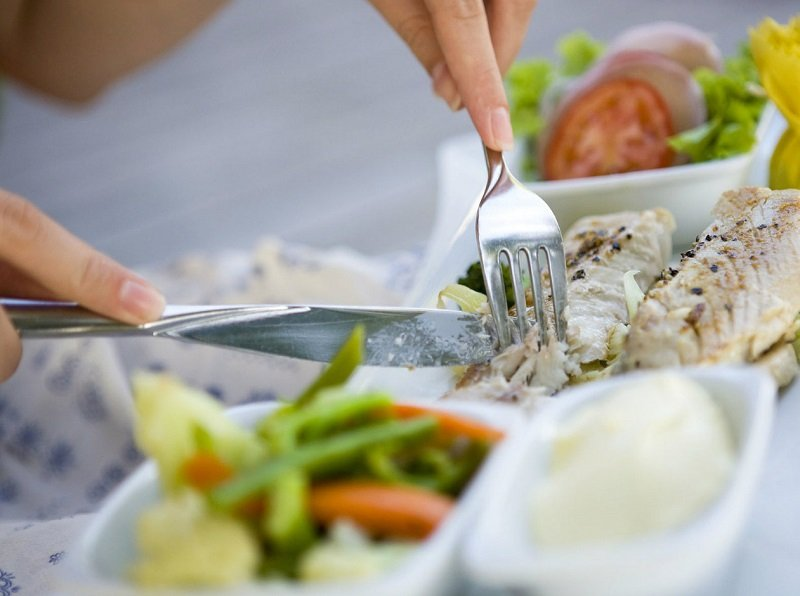 Продукты для белковой диеты, рацион