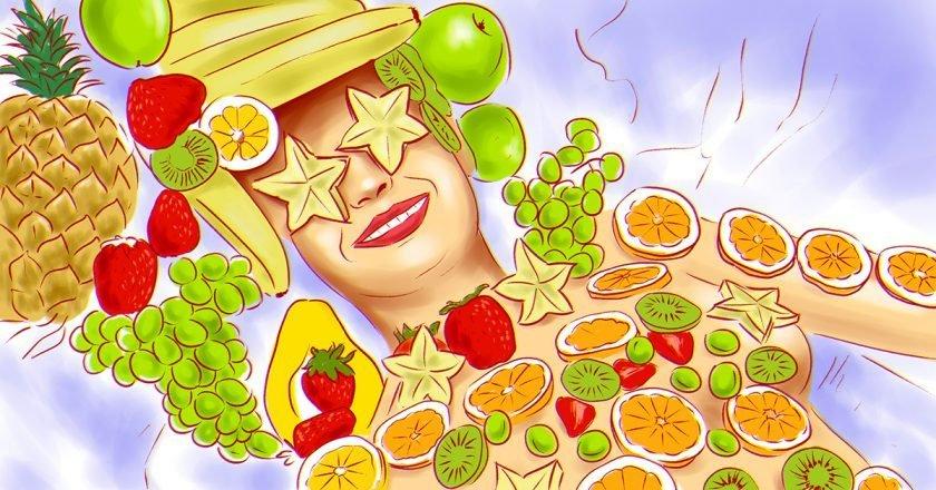 авокадо для здоровья кожи