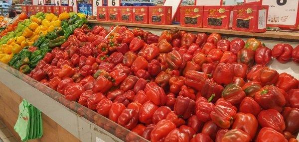 продукты из супермаркета