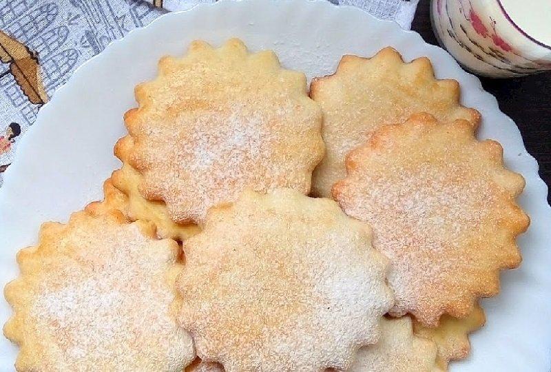 Cookies za 15 minút