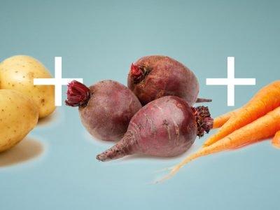 Простые блюда из овощей