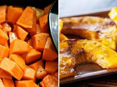 Простые блюда из тыквы