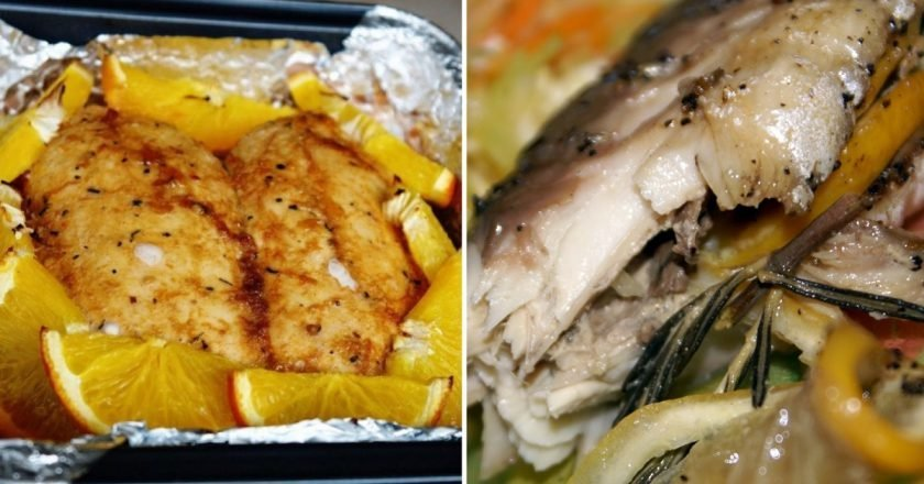 быстрые блюда в духовке