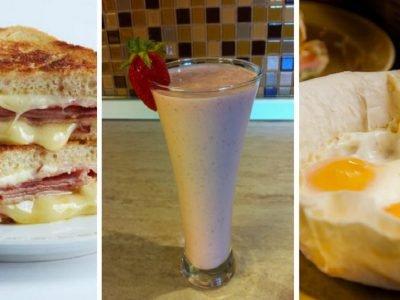 Простые идеи для завтрака