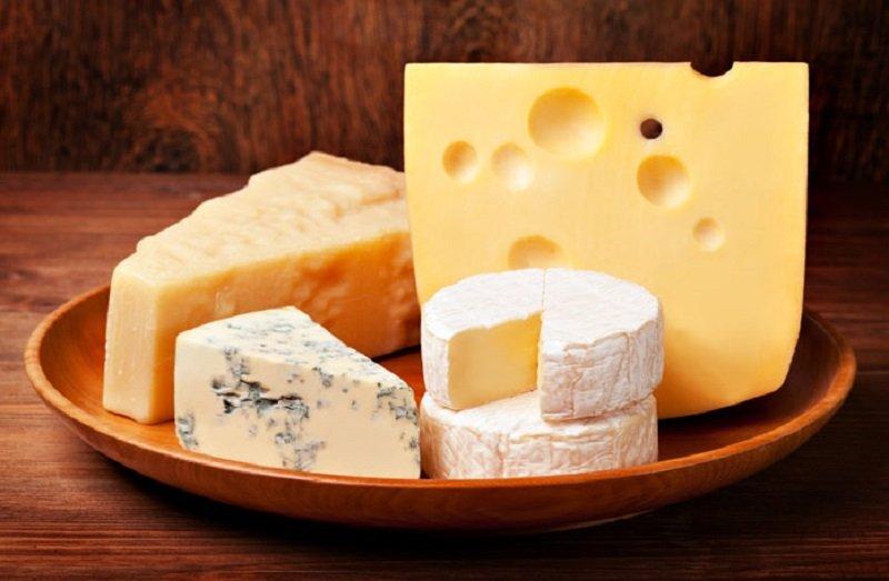 простые салаты с сыром