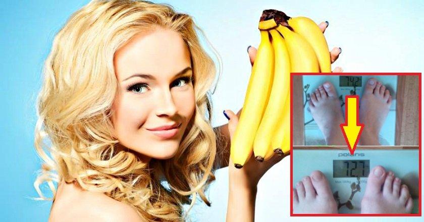 разгрузочный день на бананх