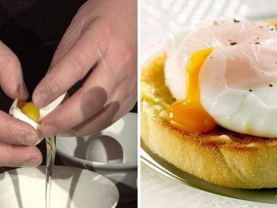 Рецепты блюд из яиц