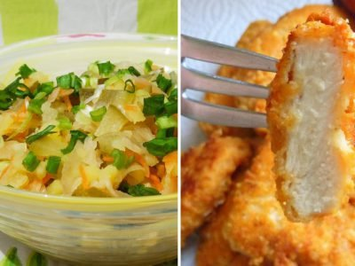 Рецепты быстрых закусок