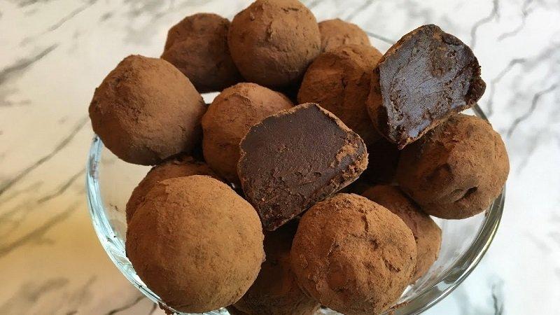 конфеты Трюфели