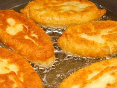Рецепты домашних пирожков