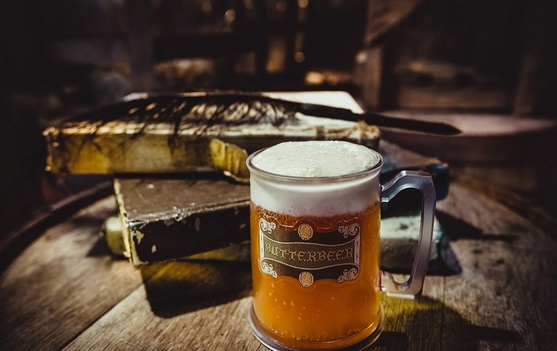 kremowe piwo
