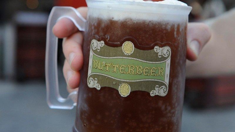 kremowe piwo z harry potter