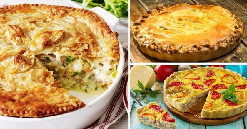 Рецепты куриных пирогов
