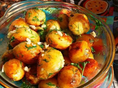 Рецепты молодого картофеля