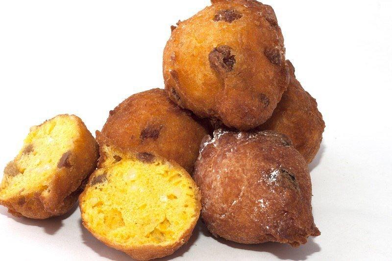 пончики з картоплі