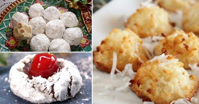 Рецепты рождественского печенья