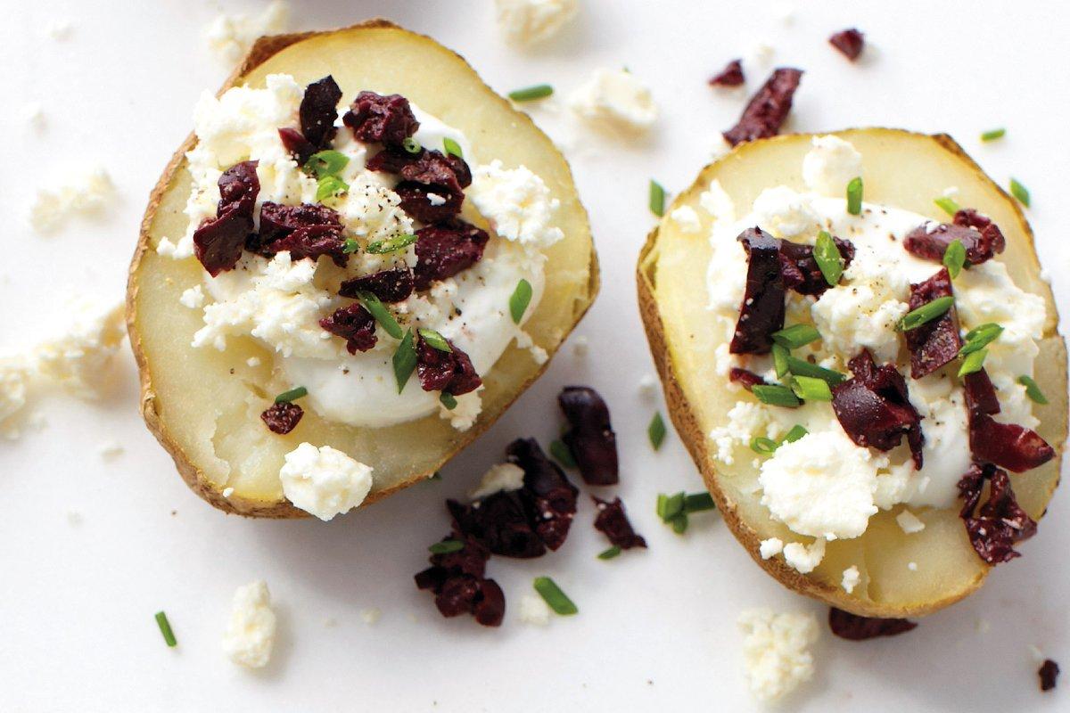 Рецепты с фетой: 6 потрясающих блюд