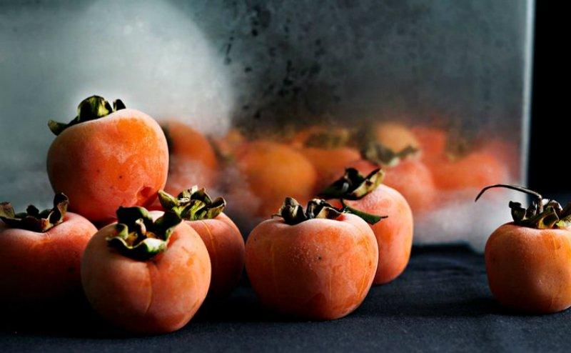 dojrzałe persimmon