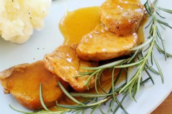 Рецепты вкусных соусов, апельсиновый соус