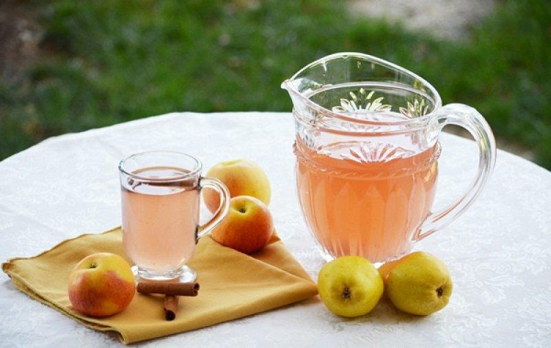 рецепт компота из яблок и груш