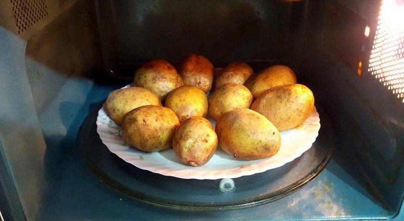рецепты запеченной картошки