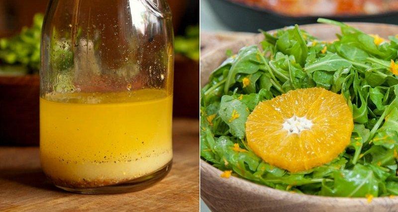 заправки для салатов без майонеза