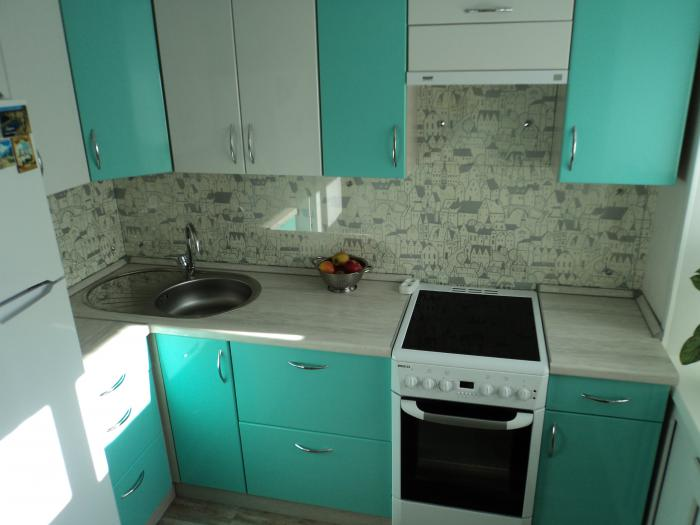 ремонт малка кухня