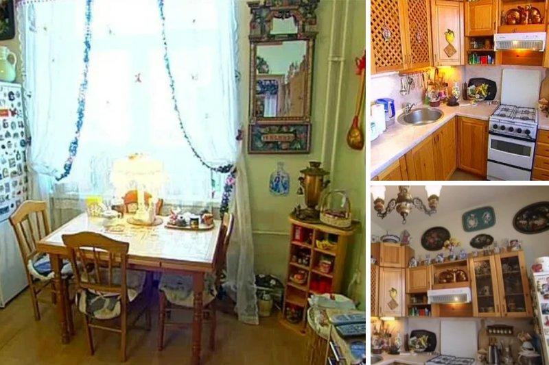 советская кухня