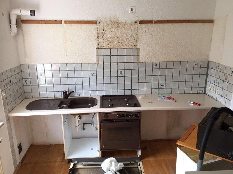 косметический ремонт в кухне