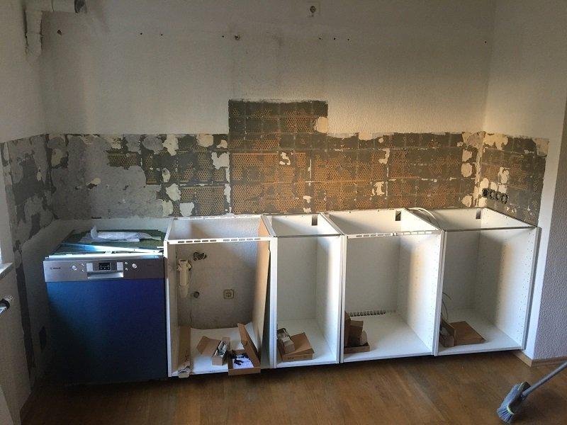 как сделать ремонт в кухне