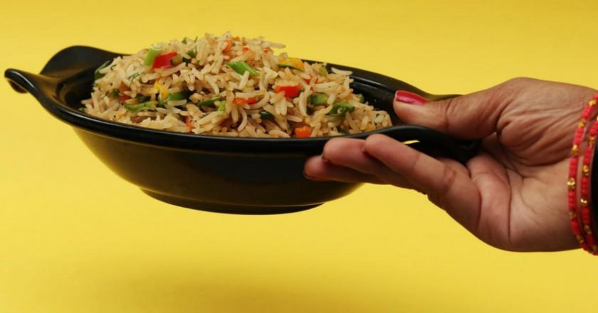 рацион рисовой диеты