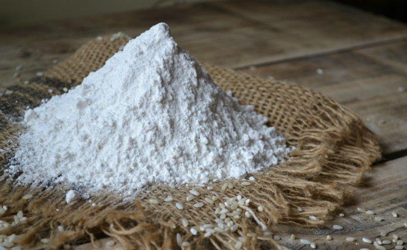 рисовая мука для кожи