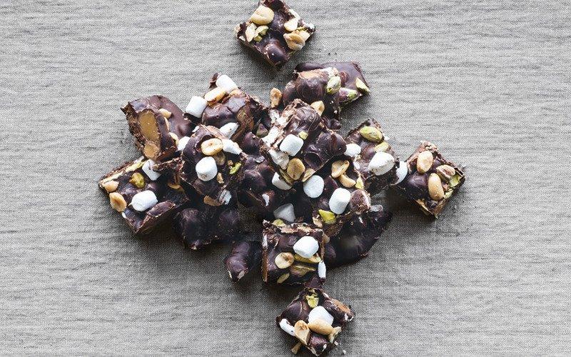 как приготовить настоящий шоколад