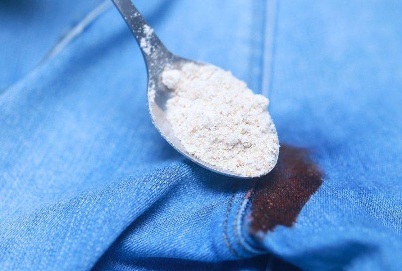 соль для стирки