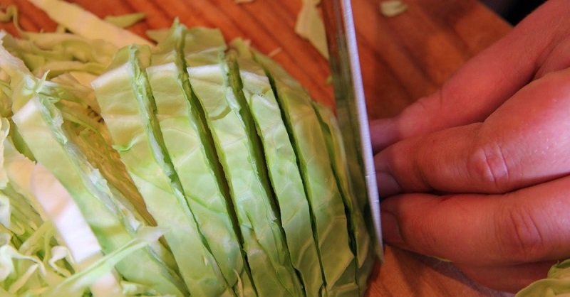 салаты из капусты
