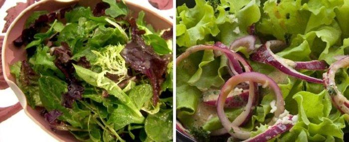 Рецепты салатов от Юлии Высоцкой, французский салат