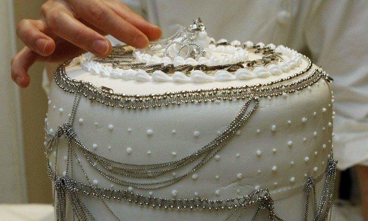 украшения на торт