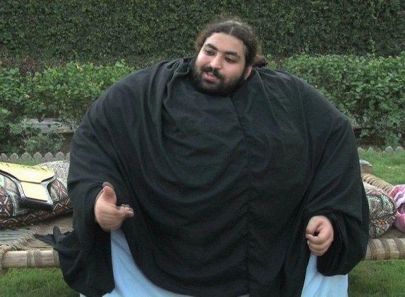пакистанский силач
