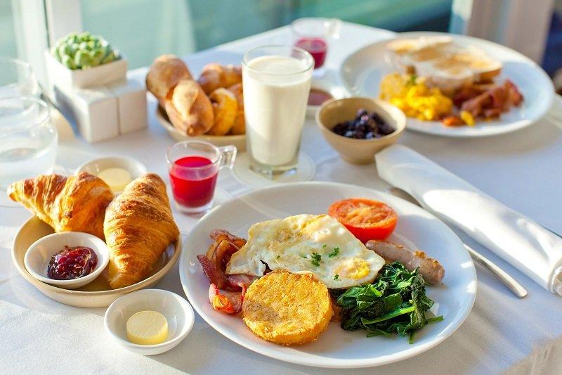 Zrównoważone śniadanie
