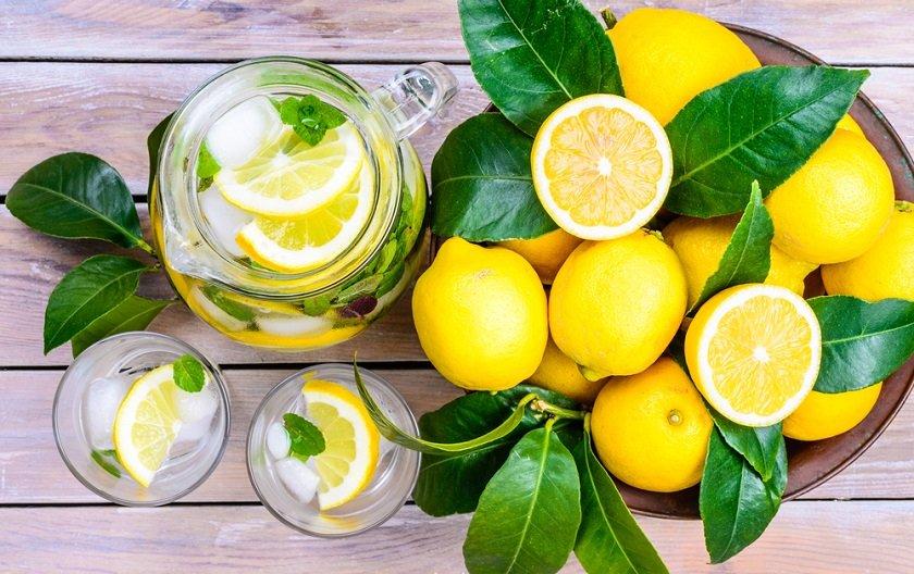лимон предотвращает инсульт
