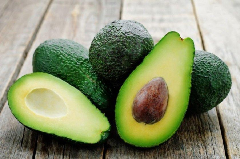 авокадо контролирует уровень холестерина