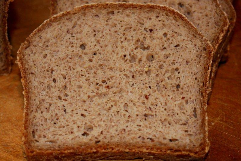 безглютеновый хлеб