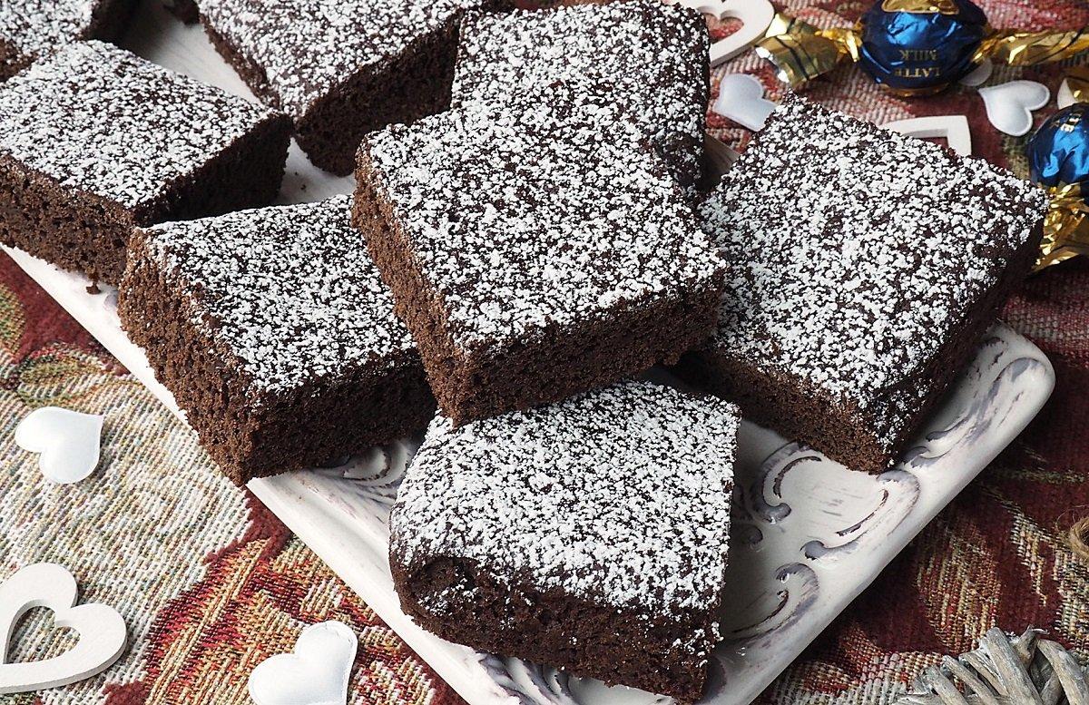 Шоколадные десерты