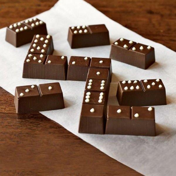шоколадные шедевры