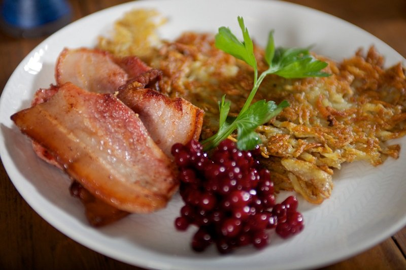 скандинавская еда